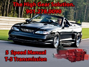 The High Gear Solution.  Manual Transmissions | Transfer Cases